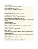 thành ngữ tiếng hàn