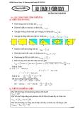 Tài liệu tham khảo ôn tập thi tốt nghiệm 2013 chuyên đề 6 khối đa diện và tròn xoay