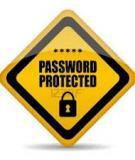 Xử lý cùng lúc nhiều file nén có password
