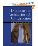Từ điển chuyên ngành xây dựng