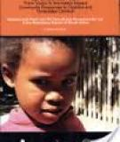 Behavioural Risks and HIV Sero-Status (BSS) Household Survey in the Klerksdorp District of South Africa