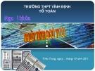 Chương trình ngoại khóa máy tính bỏ túi - TRƯỜNG THPT VĨNH ĐỊNH
