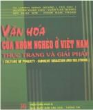 Ebook Văn hóa của nhóm nghèo Việt Nam - Thực trạng và giải pháp