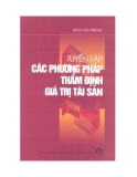 Ebook Tuyển tập các phương pháp thẩm định giá trị tài sản - Đoàn Văn Trường