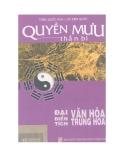 Ebook Đại điển tích văn hóa Trung Hoa: Quyền mưu thần bí - Triệu Quốc Hoa, Lưu Kiến Quốc