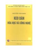 Ebook Keo dán hóa học và công nghệ - Nguyễn Văn Khôi