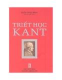 Ebook Triết học Kant - NXB Văn hóa thông tin