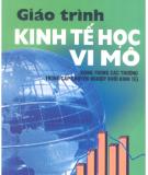 Giáo trình kinh tế học vi mô