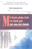 Ebook Mô hình phân tích và định giá tài sản tài chính (Tập 2) - PGS.TS Hoàng Đình Tuấn