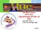 báo cáo đề tài môn tổ chức sự kiện Sự kiện Festival Huế 2012