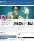 thiết kế hình cover fac timeline