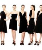 Khéo tay may váy với biến tấu nhiều kiểu cực sành điệu và gợi cảm