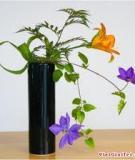 3 bước cắm hoa đơn giản cho một kiểu Ikebana tuyệt đẹp