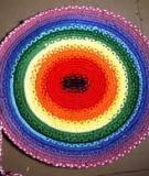 Tự thiết kế và bện thảm vải thật dễ dàng