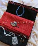 Túi đựng nữ trang đa dụng dành cho chị em
