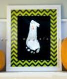 Sơn áo cực xinh cho bé diện lễ Halloween