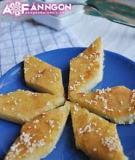 Bánh sắn nướng mềm thơm lạ miệng