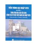 Ebook Tiến trình gia nhập WTO: Quyển 1 - NXB Lao động - Xã hội