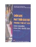 Ebook Chiến lược phát triển giáo dục trong thế kỷ XXI - NXB Chính trị quốc gia