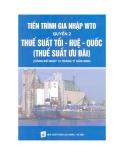 Ebook Tiến trình gia nhập WTO: Quyển 2 - NXB Lao động - Xã hội