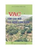 VAC tầm cao mới của nghề làm vườn