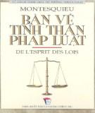 Tư tưởng nhân loại - Bàn về tinh thần pháp luật
