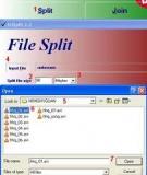 Folder Axe - Cắt nhỏ thư mục