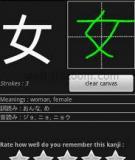 Human Japanese - Phần mềm học tiếng Nhật nhỏ gọn