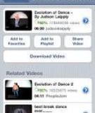 Tải video, nhạc trực tuyến bằng điện thoại di động cấu hình thấp