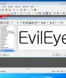 Tạo chữ 3D với nhiều hiệu ứng