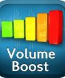 Volume Boost - Cải thiện âm thanh trên thiết bị Android