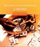 Skills-building for gender mainstreaming in HIV/AIDS research and practice