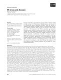 Báo cáo khoa học: ER stress and diseases