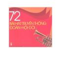 Ebook 72 Bài hát truyền thống Đoàn - Hội - Đội - NXB Thanh niên