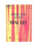 Giáo trình Phương pháp dạy học tiếng Việt - NXB Giáo dục