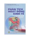 Ebook Phân tích hoạt động kinh tế - TS. Nguyễn Ngọc Quang