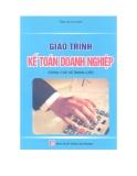 Giáo trình Kế toán doanh nghiệp - ThS.Đồng Thị Vân Hồng
