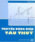 Giáo trình Truyền động điện tàu thủy - KSĐT. Lưu Đình Chiểu