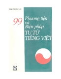 Ebook 99 phương tiện và biện pháp tu từ tiếng Việt