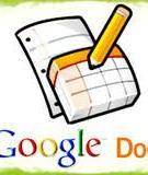 Dùng Google Docs tìm kiếm thư dung lượng lớn trong Gmail