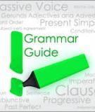 GRAMMAR 2.11 - Học tiếng Anh theo hướng tương tác và phản xạ nhanh về đàm thoại