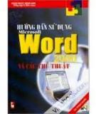 Sử dụng Microsoft Word như một công cụ chế bản sách báo