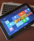 Triển vọng của máy tính bảng Windows 8