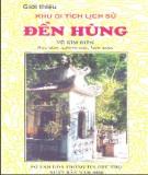 Tìm hiểu khu di tích lịch sử Đền Hùng