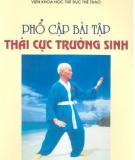 Ebook Phổ cập bài tập Thái cực trường sinh - NXB Thể dục thể thao
