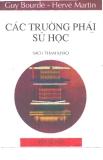 Sử học Việt Nam - Các trường phái Sử học