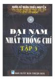 Quốc sử quán triều Nguyễn - Đại Nam nhất thống chí Tập 3
