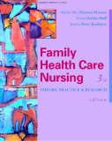 Family Health Care Nursing Theory, Practice, and Research
