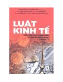 Giáo trình Luật kinh tế - TS. Nguyễn Thị Thanh Thủy