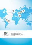GLOBAL SUPPLY OPPORTUNITIES FOR INTERNATIONAL SPORTING EVENTS 2012-2022
